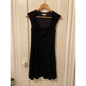 Maje LBD with double side zipper detail